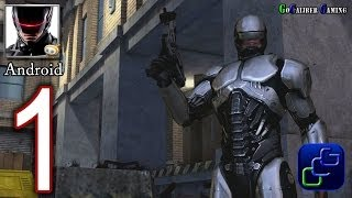 RoboCop 2014 Android Walkthrough - Gameplay Part 1 - Mission