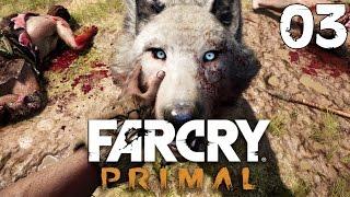 Far Cry Primal [#3] Oswajamy Białego Wilka