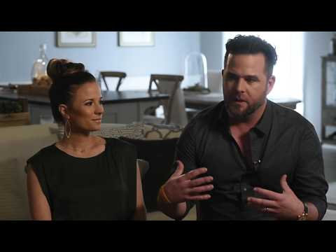 David Nail, wife on stuggle to have children