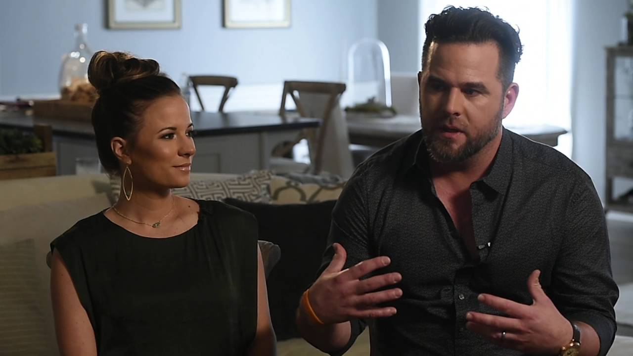David Nail, wife on stuggle to have children - YouTube