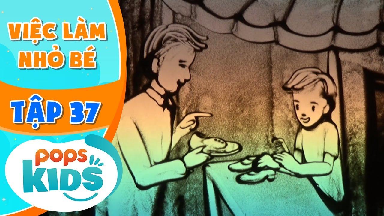 [S2] Hạt Cát Diệu Kỳ Tập 37 - Việc Làm Nhỏ Bé - Quà Tặng Cuộc Sống Hay Ý Nghĩa