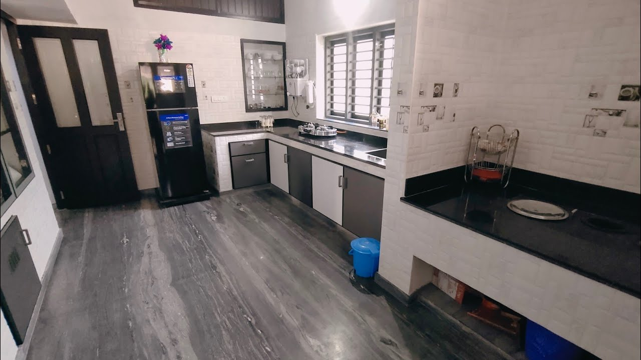 Traditional Kerala Simple Kitchen Design   Home Pictures  Easy Tips