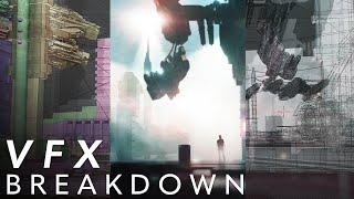 VFX Breakdown | The Dark Following | Blender 3D x AECC