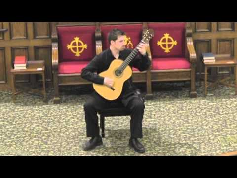 """Allegro energico"" from Sonata No. 4 by Guido Santórsola"