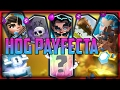 HOG PAYFECTA OP!!! SO MANY LEGENDARY IN ONE DAY | THIS DECK IS THE BEST - Clash Royale