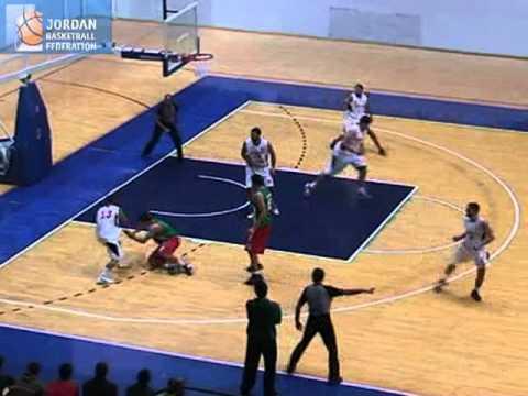 Al-Riyadi/Aramex - Al-Wehdat (Jordan Premiere League, 2011/2012)