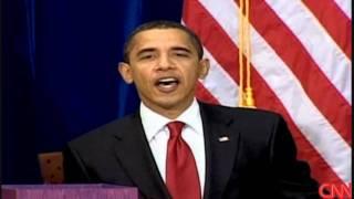Barack Obama Signs $750 billion Stimulus Bill Great HD Quality!!!