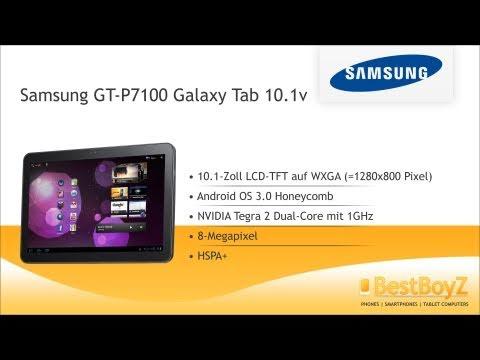 Review: Samsung GT-P7100 Galaxy Tab 10.1v | BestBoyZ