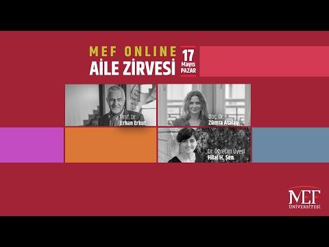 MEF Üniversitesi Online Aile Zirvesi/2020