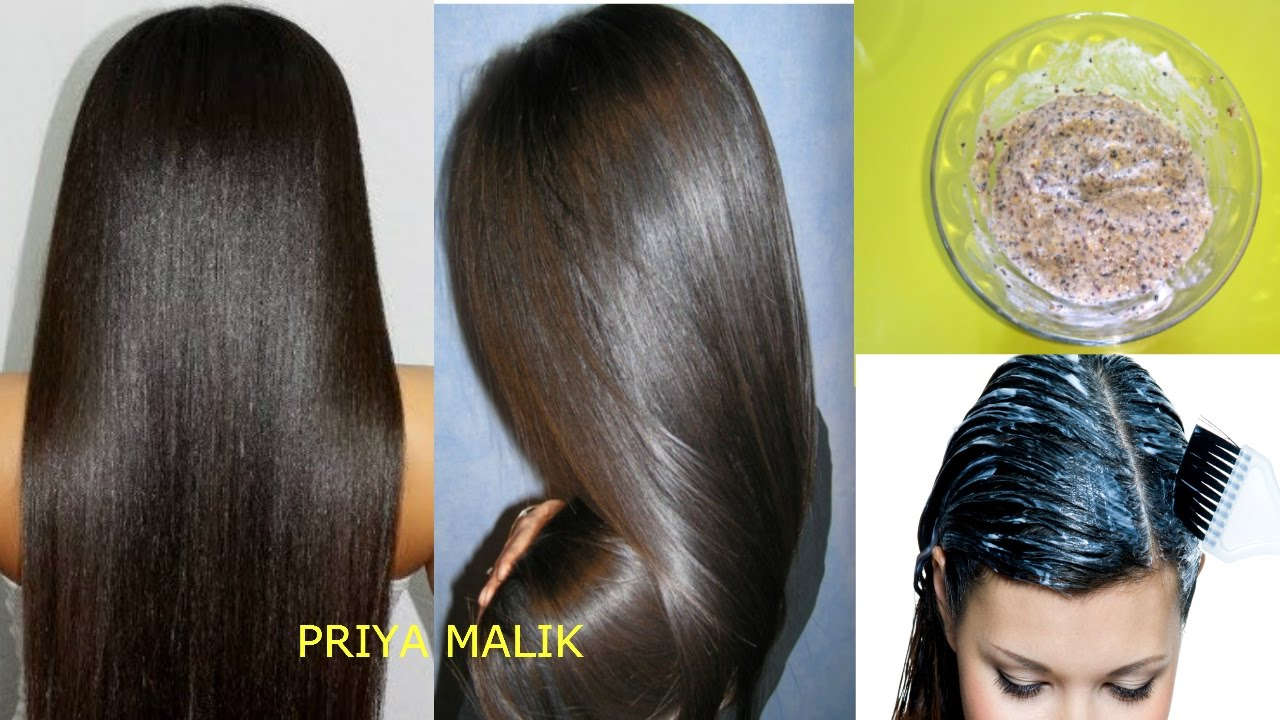 Mehndi Uses For Hair : Homemade kalonji hair mask for growth natural