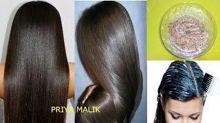 HOMEMADE KALONJI HAIR MASK FOR HAIR GROWTH    100% NATURAL HAIR LOSS TREATMENT    PRIYA MALIK