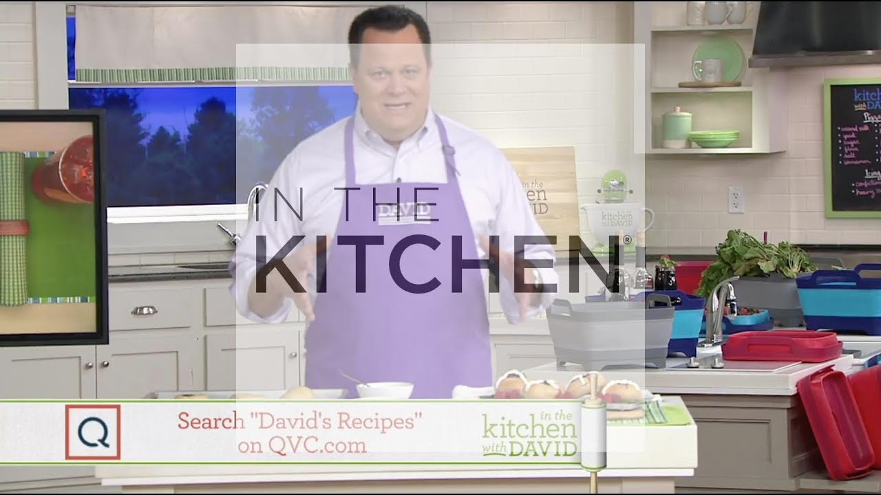 In the Kitchen with David   April 17, 2019