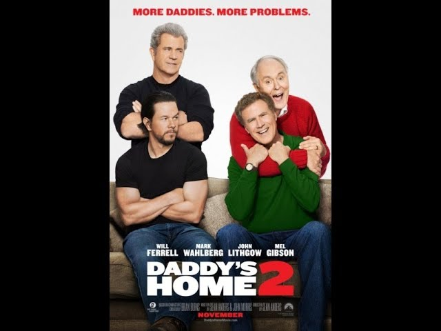 ?????????? ? ??????? (DADDYS HOME 2) - NEW TRAILER (GREEK SUBS)