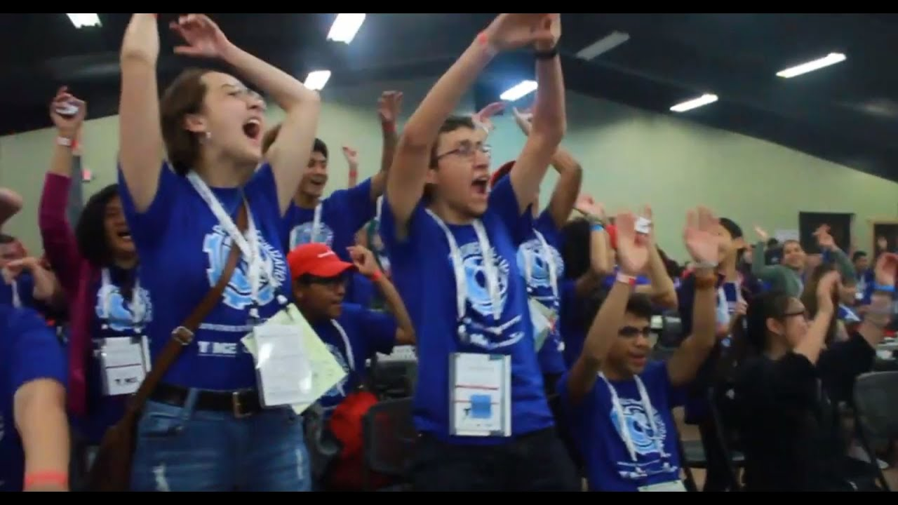 Powering Civilization at 2019 State STEM Competition