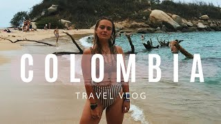 COLOMBIA TRAVEL VLOG | COME TRAVELLING WITH US! | TRAVEL VLOGS PART 1 2019