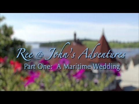 The Wedding of John and Ree