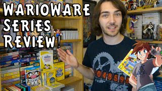 WarioWare Series Review