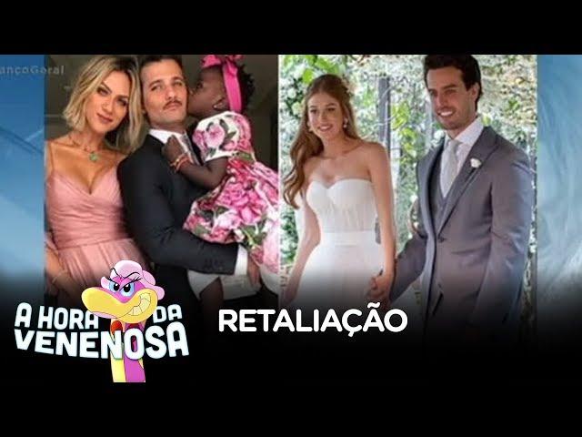 Giovanna Ewbank perde fãs por ficar contra Marina Ruy Barbosa