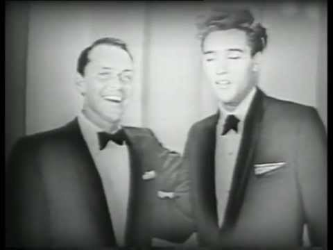 Frank Sinatra & Elvis Presley   Love Me Tender - Witchcraft