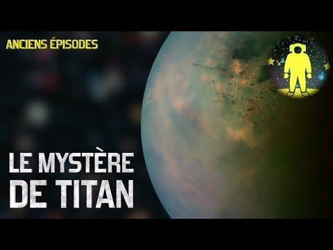 🛰 Le mystère de Titan