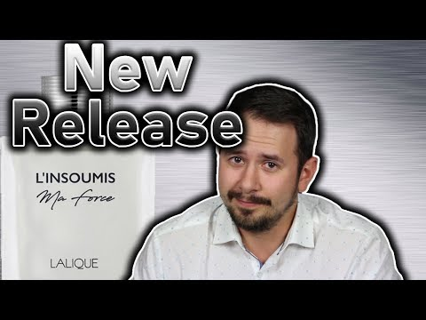 Cheap New Fragrance Release | Lalique L'insoumis Ma Force