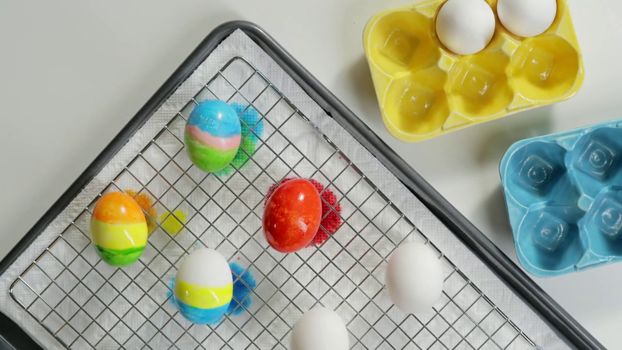 89ec9c1c0e84 KOOL-AID Tie-Dye Easter Eggs - YouTube