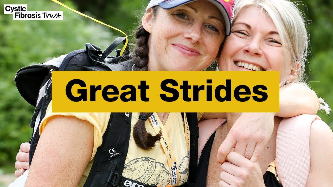 Great Strides | How you can help