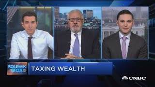 Two experts debate the Democratic tax proposals on the wealthy
