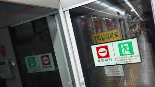 [전철풍경] 서울교통공사 3호선 대화행 교대(법원,검찰…
