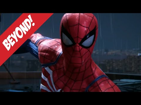 Are We Seeing TOO MUCH SpiderMan Before Launch?  Beyond Highlight