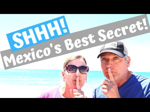 PUERTO PENASCO - ROCKY POINT MEXICO || 5 MUST-DO THINGS [FULL TIME RV LIVING]