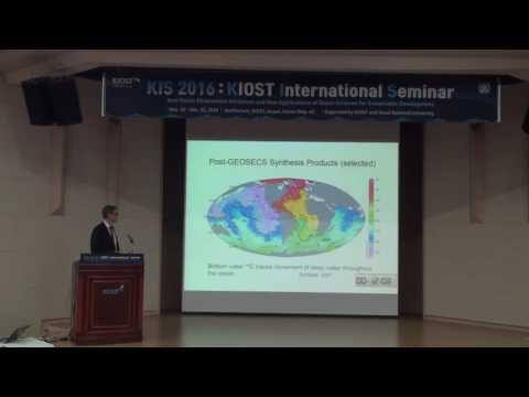"[KIS 2016] Robert F. Anderson ""Observations of Ocean Chemistry Reveal Circulation..."""