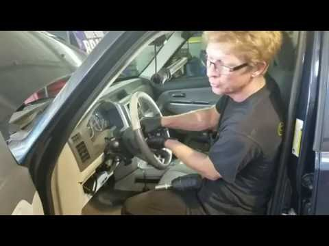 Jeep Liberty | How to fix Traction, ABS, EST Light | Codes C1240 C123F