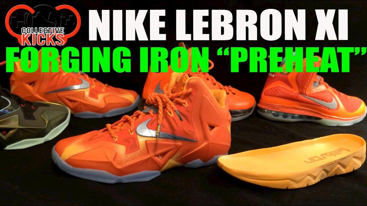 Nike Lebron XI (11) Preheat