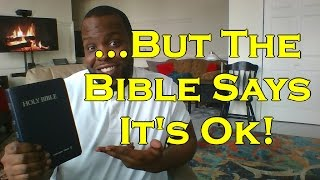 The Bible Says We Can Eat Meat