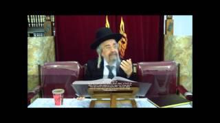 הרב קורח - הדקירות במצעד התועבה