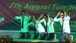 Technical dance by 2k13