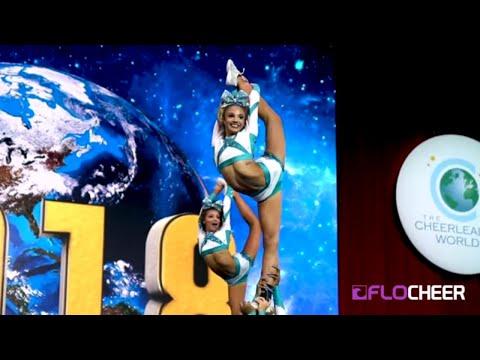 WORLDS 2018 HIGHLIGHTS: Senior Large All Girl
