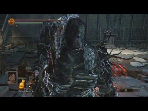 """Dark Souls III - Dicas #02: Como pegar a magia """"Kamehameha"""" (Torrente de almas/Soul Stream)"""