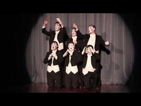 Go to Uni Jack - Otago University Sextet - Capping Show 2017: The Cat in the Cap