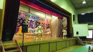 2016/10/01川崎朝鮮初中級学校の体育館.
