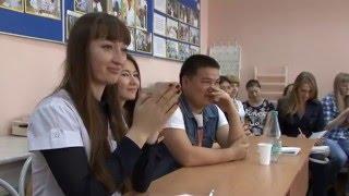 Межвузовский студенческий конкурс «Я познаю профессию»