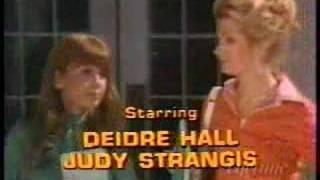 Deidre Hall Interview 2003