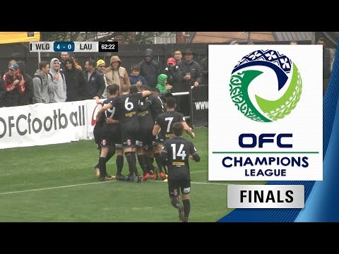 TEAM WELLINGTON v LAUTOKA FC  |  OFC Champions League 2018 Final - Leg 1 Highlights