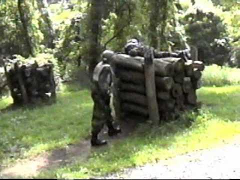 VBC   USA   Army   Bayonet Assault Course DSH hires