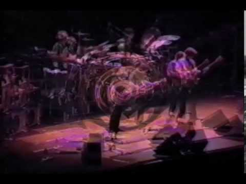 Samson & Delilah - Grateful Dead - 5-13-1981 Providence, RI set2-10