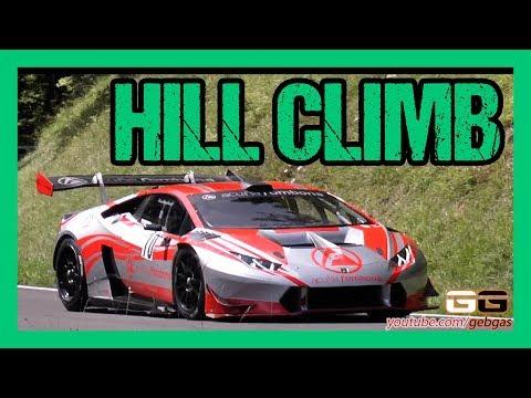 Lamborghini Huracan Super Trofeo - José Antonio LOPEZ-FOMBONA - HILL CLIMB - 2017 - St. Ursanne