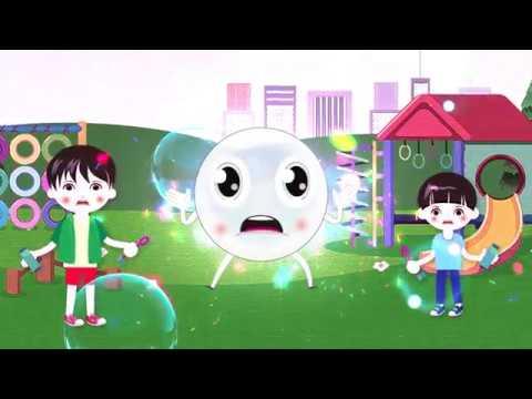 울산청소년성문화센터-비눗방울을 찾아보아요 애니메이션