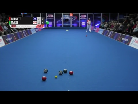 JUST 2018 World Indoor Championships: Session 9