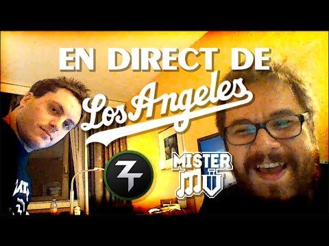 [VLOG E3] EN DIRECT DE LOS ANGELES EN 4K ! (feat. ZeratoR)